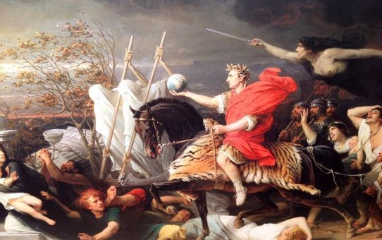 Crossing the Rubicon - The day Julius Caesar became The Ruler